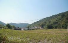 黄田古村落图片