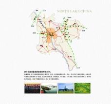 济宁 北湖 度假 旅游村图片