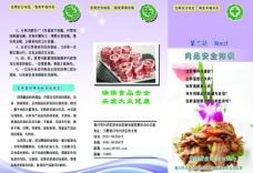 肉品安全知识图片