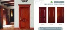 木业画册版式设计图片