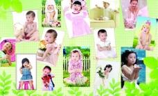 宝宝个人写真图片