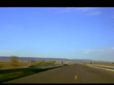 动态马路公路视频素材