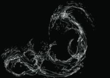 飞溅的水滴图片