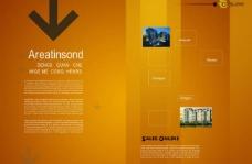 经典企业画册版式设计图片