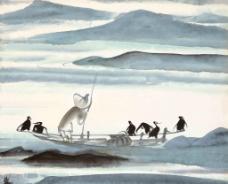 渔家乐图片