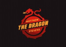中国龙logo