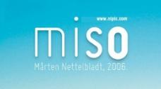 miso系列字体下载图片