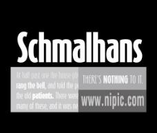 ffs chmalhans系列字体下载图片