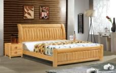实木床图片