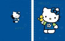 kitty日记本图片