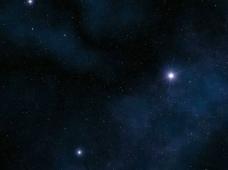 天空星光视频素材