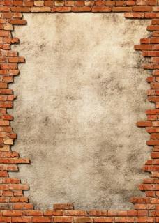 浅棕色欧式复古墙背景