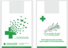 医药环保袋图片