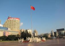 福州五一广场风光图片