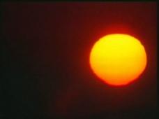 日出日落视频素材