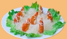 虾尾粉丝图片