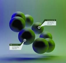 动感3d球体图片