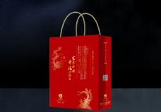 礼品袋(展开图)