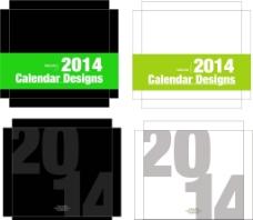 2014台历包装盒图片
