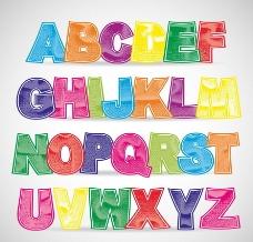 英文字母拼音图片