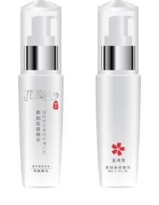 韩国化妆品瓶体包装设计