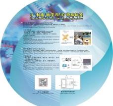 科技展板设计图片