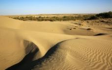 金沙漠图片