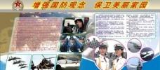 海军 空军展板图片