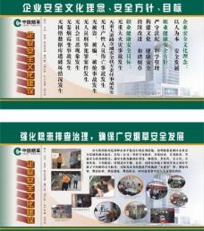 烟草公司安全展板图片