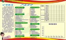 中国人寿公司展板图片
