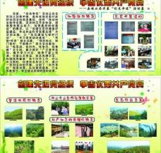林业局展板图片