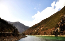 四川阿坝州松潘乡图片