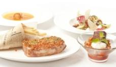牛排套餐图片