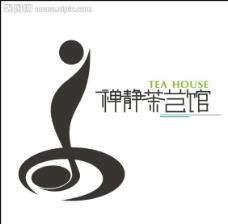 茶艺馆logo图片