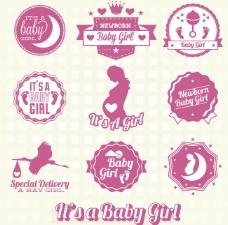 孕妇标签图片