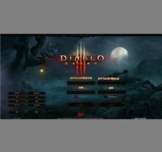 游戏网页首页无代码图片