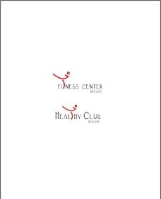 健身房logo图片