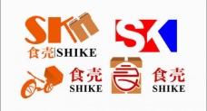 食品包装logo图片