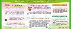甲型h1n1流感预防知识图片