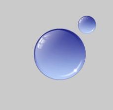 反光玻璃球按钮图片