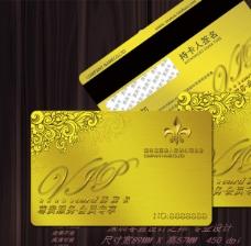 VIP卡金卡图片