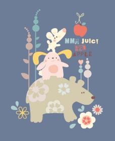 動物卡通圖片