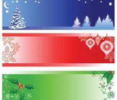 冬季 横幅 banner图片