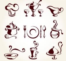 咖啡图标图片