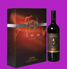桑娇维塞干红葡萄酒新图片