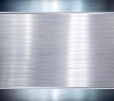 高清横纹金属质感背景图