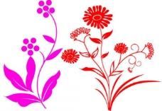 小花朵笔刷图片