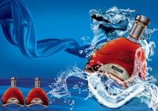 酒类创意广告