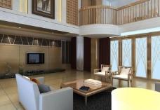 3d室内模型图片