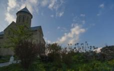 古堡 教堂图片